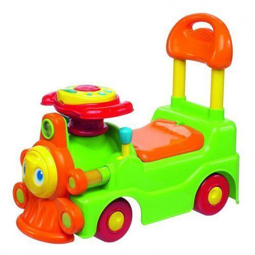 Zabawka  Jeździk Chodzik Pchacz Lokomotywa 2w1, produkt marki Chicco