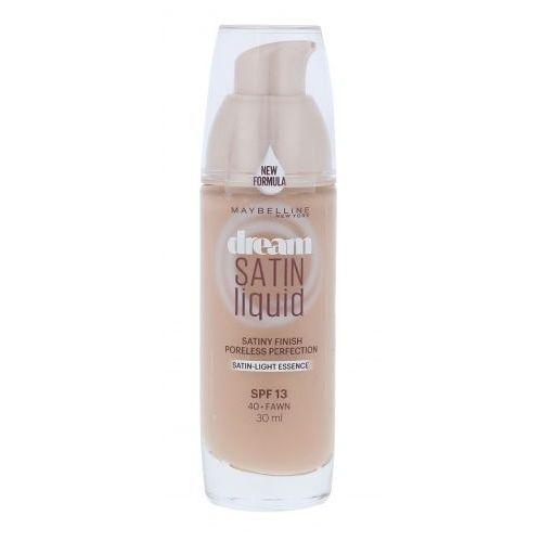 Maybelline Dream Satin Liquid SPF13 podkład 30 ml dla kobiet 40 Fawn (3600530521869)