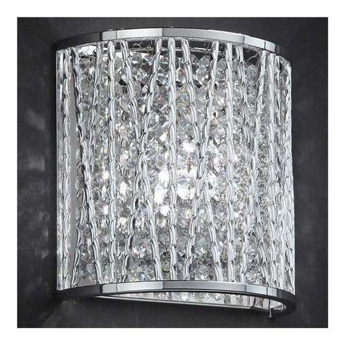 Kinkiet vanessa w0282-01l-b5ql oprawa lampa ścienna 1x42w g9 chrom marki Italux