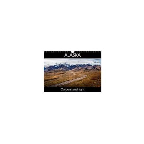Alaska (Wall Calendar 2018 DIN A4 Landscape)