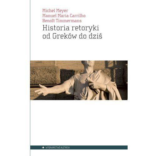 Historia retoryki od Greków do dziś (9788361182498)