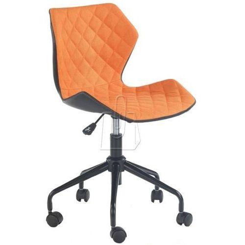 Halmar Fotel młodzieżowy matrix pomarańczowy - gwarancja bezpiecznych zakupów - wysyłka 24h