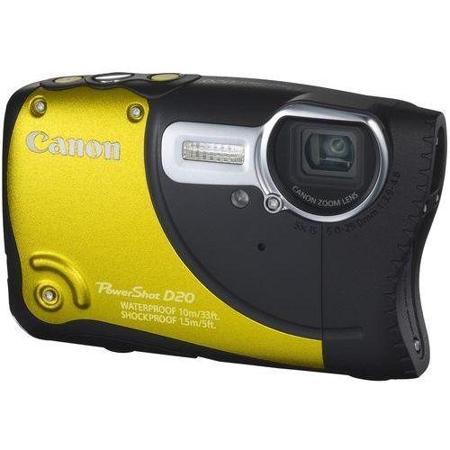 Canon PowerShot D20 [przekątna ekranu 3.0