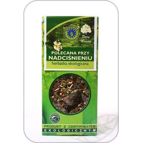 Polecana przy nadciśnieniu eko 50g - herbata marki Dary natury