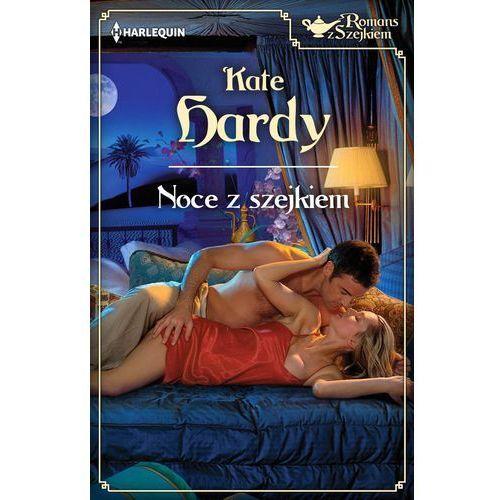 Noce z szejkiem, Kate Hardy