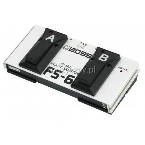 BOSS FS 6 pedał przełącznikowy