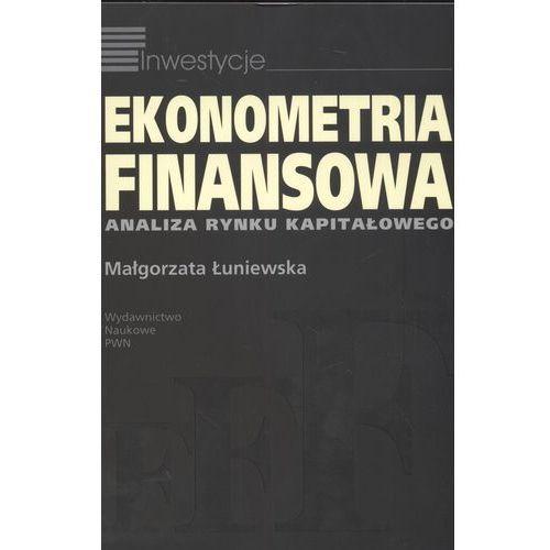 Ekonometria finansowa, oprawa miękka