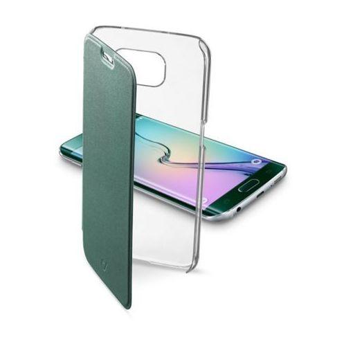 Cellular Line etui Clear Book Samsung Galaxy S6 Edge (CCLEARBOOKGALS6EG) Darmowy odbiór w 21 miastach! (8018080240744)