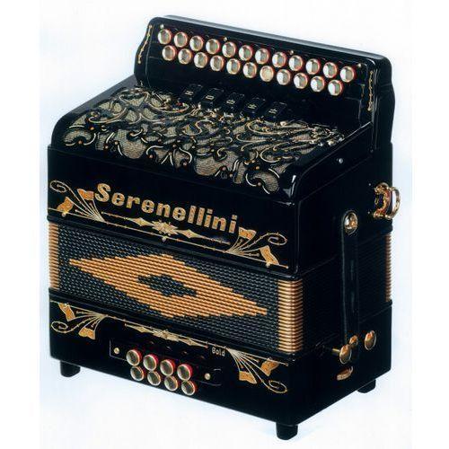 Serenellini Gold Oro 23/3/5 8/3/2 akordeon diatoniczny