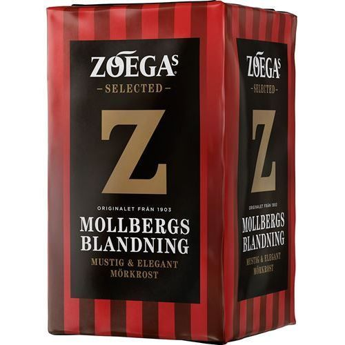 mollbergs kawa mielona 450g marki Zoega's