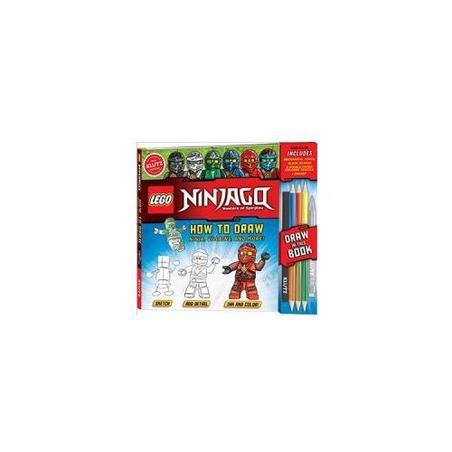 Minifigur NINJA ROT Nr. 1 KAI Lego ® NINJAGO Figur