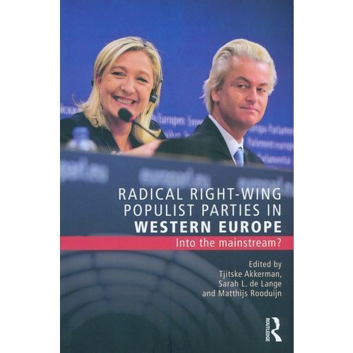 Radical Right-Wing Populist Parties in Western Europe (2016)