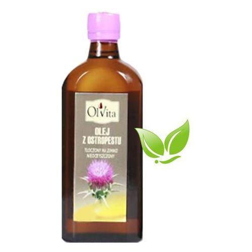 olej z ostropestu 500ml z kategorii Oleje, oliwy i octy