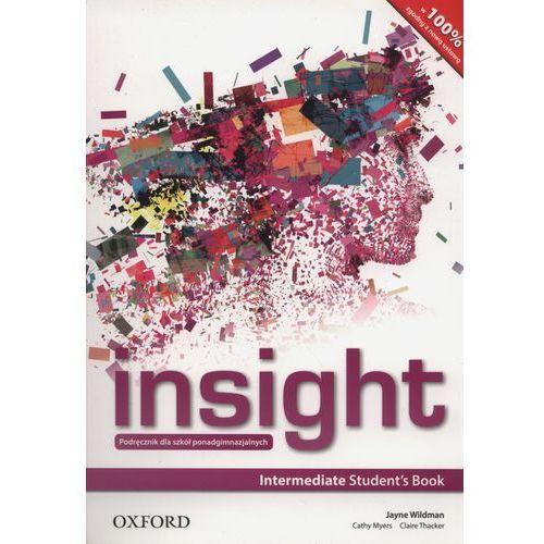 Insight Intermediate Students Book (Ministry Approved) (Poland), oprawa miękka