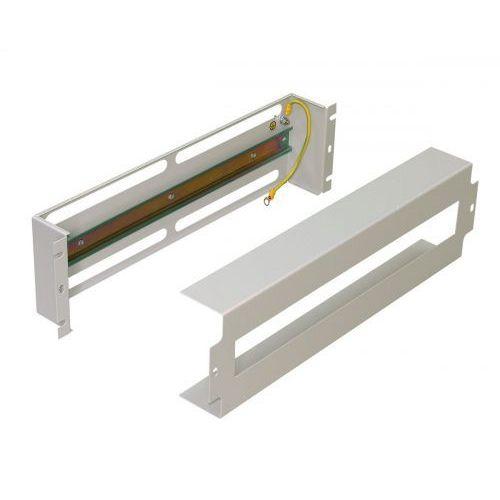 Zpas wz-ps3u-00-00-011 uniwersalna obudowa 19″ w kolorze ral 7035 do zabudowy aparatury modułowej.