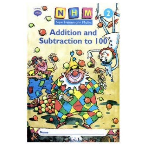 New Heinemann Maths Yr2, Addition and Subtraction to 100 Activity Book (8 Pack) (9780435169770)