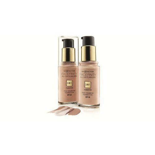 Max factor facefinity make up 3 w 1 odcień 47 nude (all day flawless) 30 ml (5410076971435)