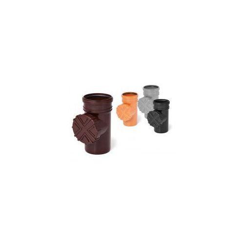 Czyszczak z sitkiem Ø110 - produkt z kategorii- Rynny