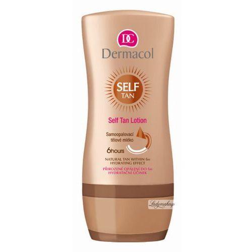 self-tan lotion 200ml w samoopalacz marki Dermacol