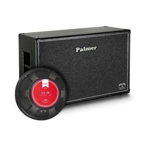 Palmer mi cab 212 cv 75 kolumna gitarowa 2 x 12″ z głośnikami eminence cv-75, 8/16ohm