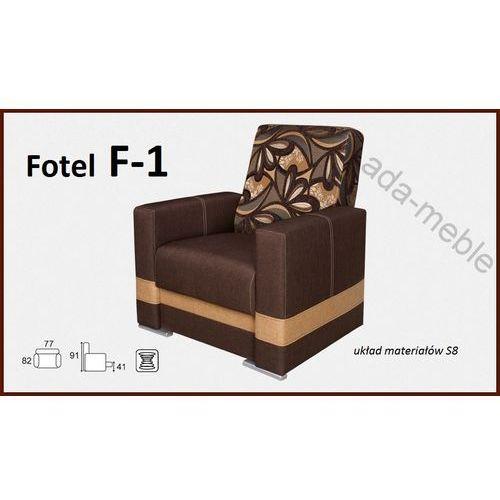 FOTEL F-1 z kategorii fotele