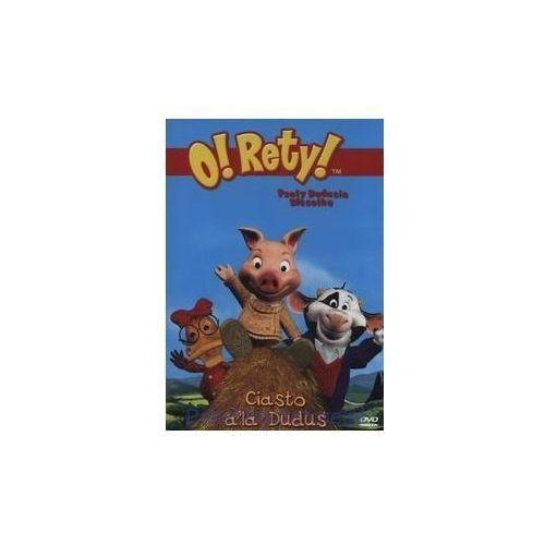 O! Rety! Psoty Dudusia Wesołka: Ciasto a'la Duduś (DVD) - Cass Film OD 24,99zł DARMOWA DOSTAWA KIOSK RUCHU, 70105603317DV (2064719)