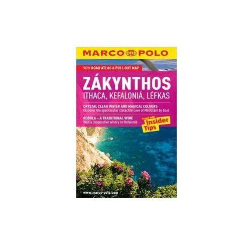 Zakynthos (Ithaka, Kefalonia, Lefkas) Guide (Książka)