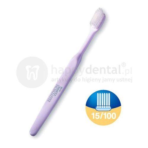 ELGYDIUM Clinic Care 15/100 szczoteczka do zębów ultra miękka, kontynuacja po zabiegu chirurgicznym
