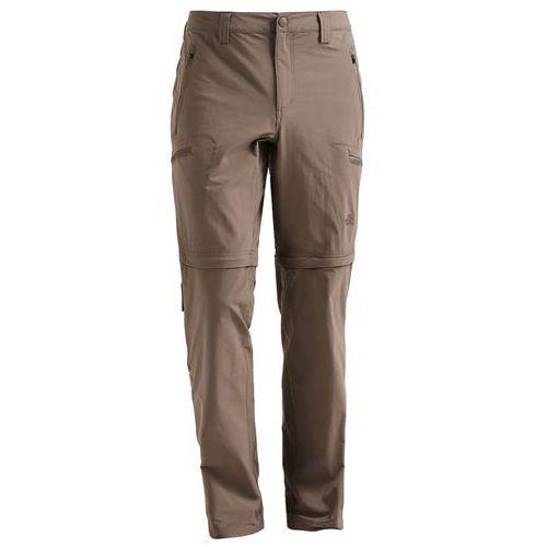 The North Face EXPLORATION Spodnie materiałowe weimaraner brown