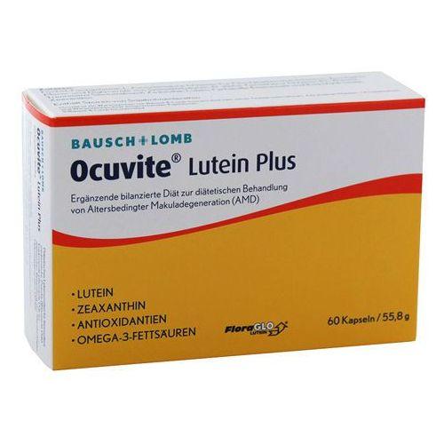 Ocuvite Lutein Plus kapsułki 60 szt. - oferta (154e6828b5f586f1)