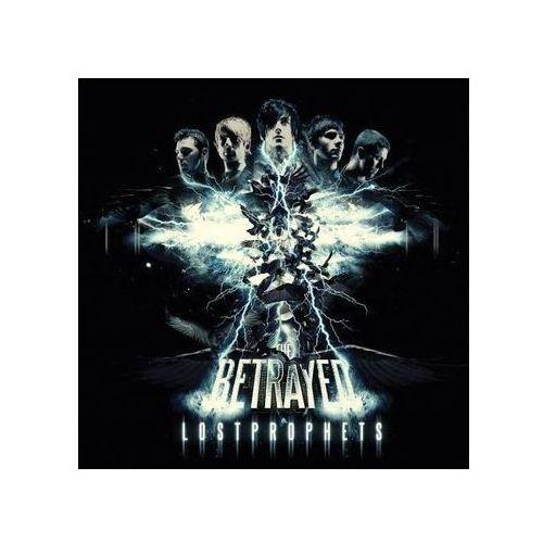 Sony music entertainment The betrayed - lostprophets (płyta cd)