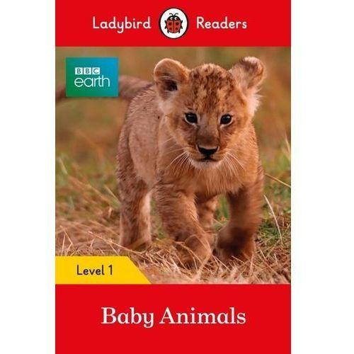 BBC Earth: Baby Animals - Ladybird Readers Level 1 (9780241297452)