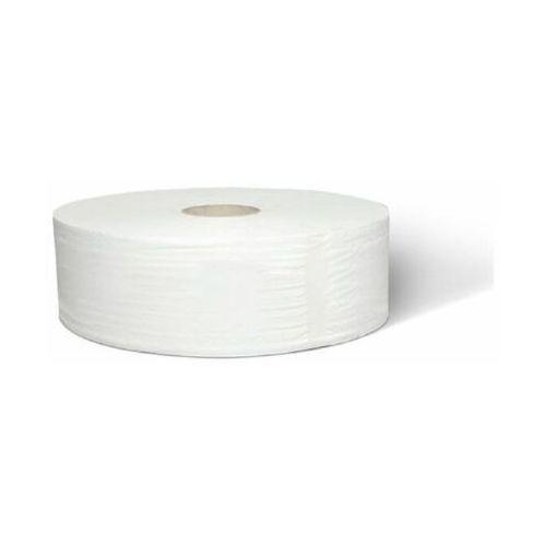 Papier toaletowy w jumbo roli 6 szt. 2 warstwy 360 m biały marki Tork