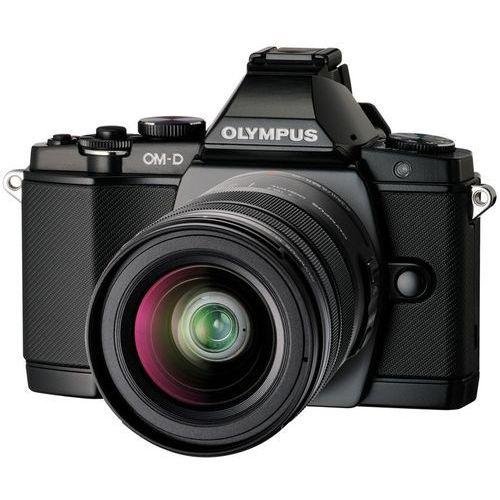 OM-D E-M5 marki Olympus - lustrzanka cyfrowa