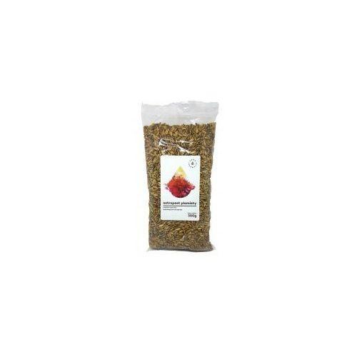 Ostropest Plamisty Ziarno 300 g Aura Herbals (5901549658453)