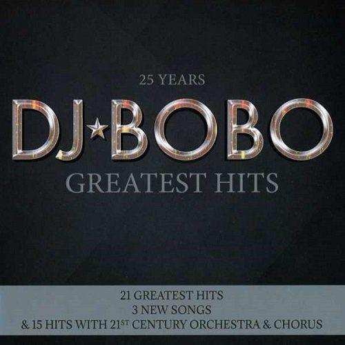 Yes music Dj bobo - 25 years greatest hits [2cd] (7619978220025)