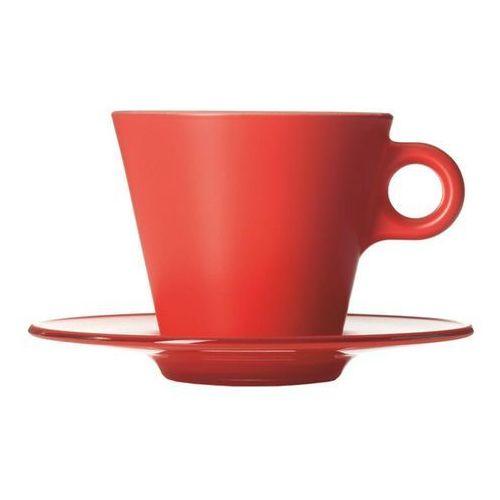 Filiżanka zmieniająca kolor (czerwona) ooh! magico marki Leonardo