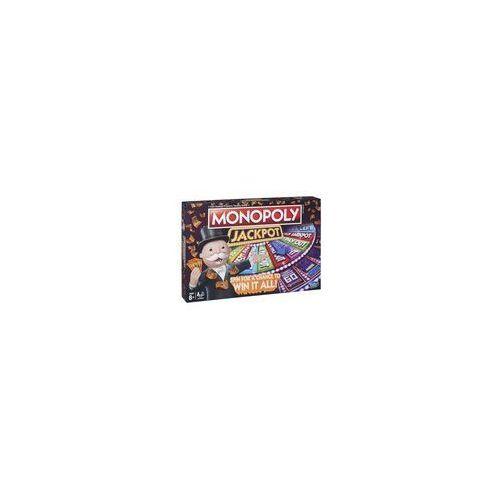 Hasbro Gra monopoly jackpot - poznań, hiperszybka wysyłka od 5,99zł!
