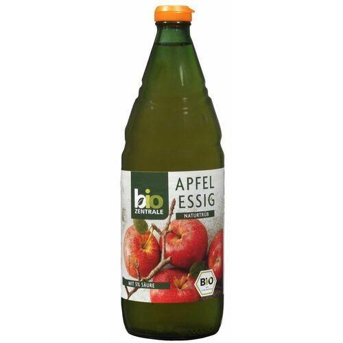 111bio zentrale Ocet jabłkowy niefiltrowany 750ml - bio zentrale eko (4005009106995)