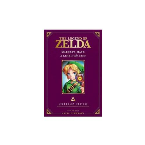 Legend of Zelda: Majora's Mask / A Link to the Past -Legendary Edition-, Himekawa, Akira