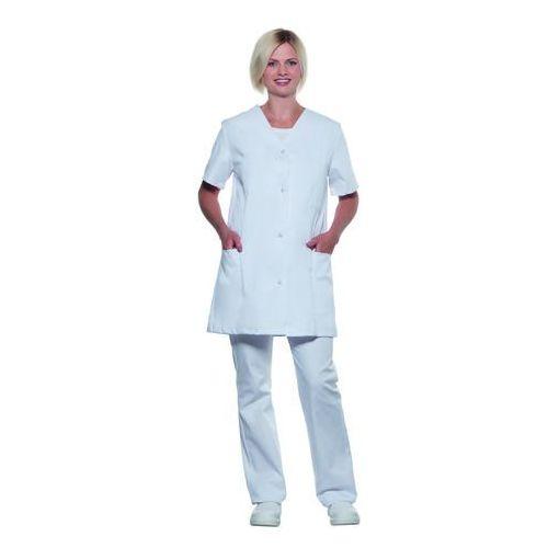 Kitel medyczny damski, rozmiar 48, biały | KARLOWSKY, Mara