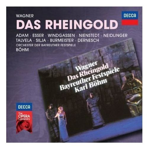 Karl Bohm - WAGNER DAS RHEINGOLD (DECCA OPERA), 4785282