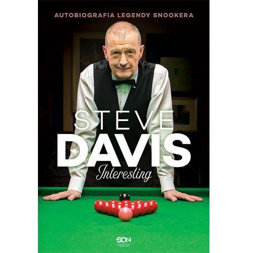 Steve Davis, Interesting. Autobiografia legendy snookera - Steve Davis, Lance Hardy (432 str.)