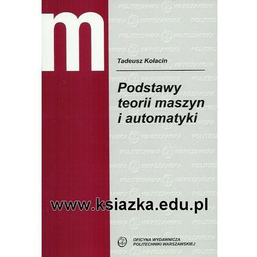 Podstawy teorii maszyn i automatyki, Politechnika Warszawska