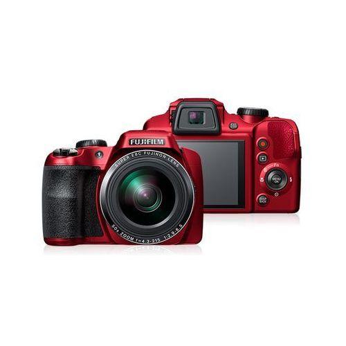 FujiFilm FinePix S9800, cyfrówka z wizjerem