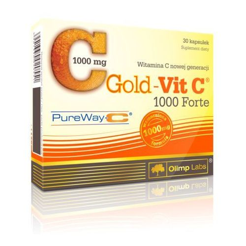 OLIMP Gold-Vit C 1000mg Forte 30 Kaps (5901330020551)