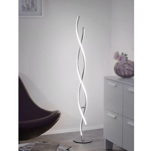 Paul Neuhaus POLINA lampa stojąca LED Stal nierdzewna, 2-punktowe - Nowoczesny/Design/Lokum dla młodych - Obszar wewnętrzny - POLINA - Czas dostawy: od 2-4 dni roboczych (4012248285619)