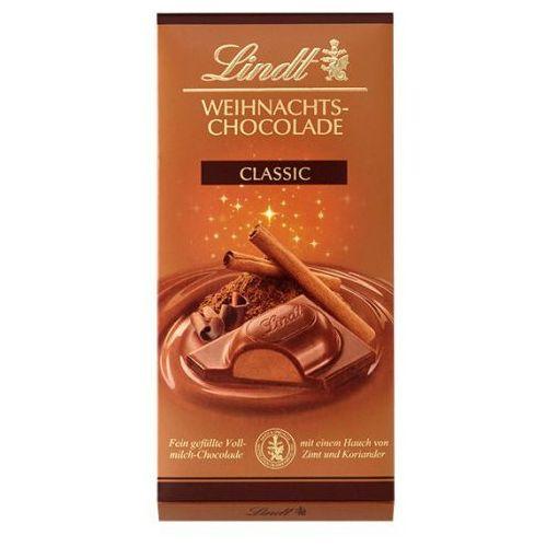 Świąteczna czekolada weihnachts-chocolade classic 100g marki Lindt