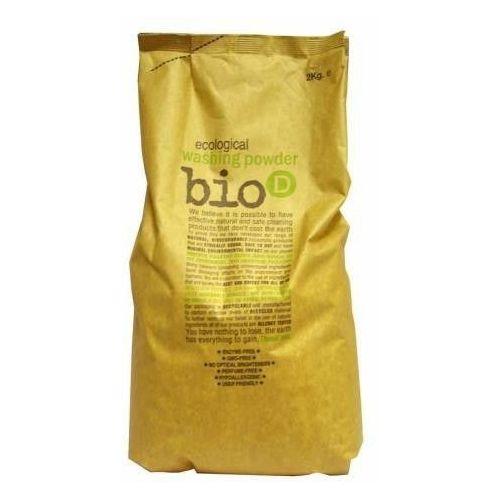 BIO-D hypoalergiczny skoncentrowany proszek do prania bezzapachowy 2 kg (proszek do prania ubrań)