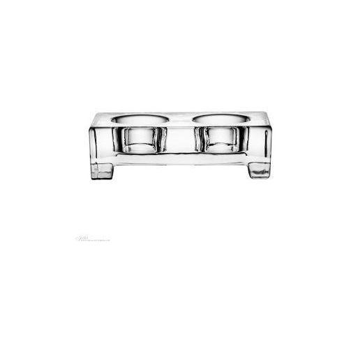 Świecznik kryształowy na świece podgrzewacze kryształ 5427 - produkt z kategorii- świeczki